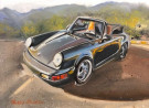 """Porsche ll"" by Thalia Stratton - Oil, $1421"
