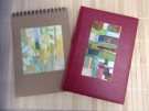 Collage Enhanced Journals by Karen Browdy - Collage