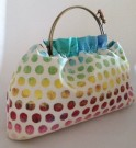 """OoAK Wearable Art Purse"" by Robin Johnson - Large, $99"