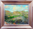 """Grimes Canyon"" by Karl Dempwolf - Oil, $4000"
