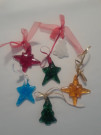 Christmas Ornaments by Kelly Johnson - Glass