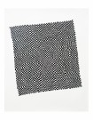 """Mesh Grid (Black)"" by Meghann McCrory - Gouache on Paper, $850"
