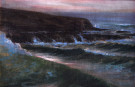 """At Dusk, La Jolla"" by Frank Cuprien"