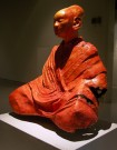 """Buddhist Monk Sculpture for the Peace Project"" by David Settino Scott"