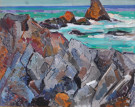 """Point Lobos"" by William Gaw"