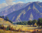 """California Hills"" by Paul Grimm"