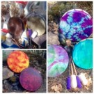 Drums, Strikers/Beaters, Rattles & Drum Bags by Nanci Carter