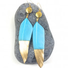 Earrings by Sue Marble-Popp