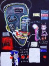 """Iron Lung"" by Gareth Maguire - 48"" x 36"" x 2"" Acrylic, Oil Bar, Collage on Canvas, $4500"