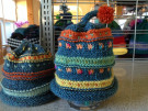Knitted Hats by Rose Ann Martin - Knitwear