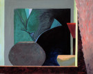 """Still Life with Triangles"" by Lori Slater"