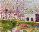 """White Houses, Danville"" by Louis Siegriest"