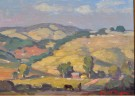 """Green Valley"" by John C. Traynor - Oil, $3000"