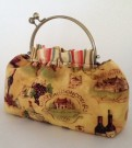 """OoAK Wearable Art Purse"" by Robin Johnson - Small, $85"